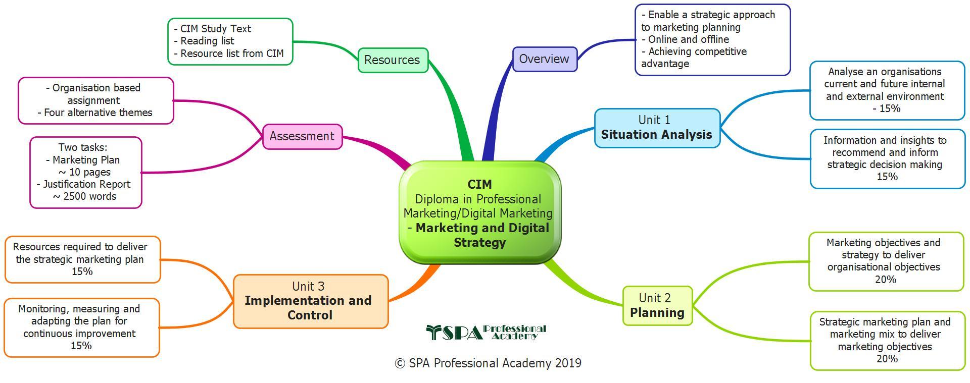 Marketing and Digital Strategy (Mandatory)